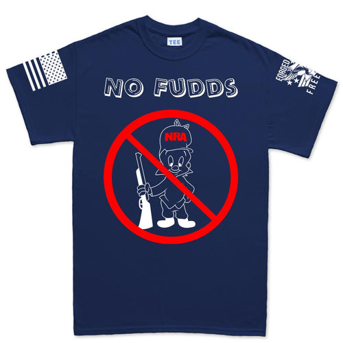 No Fudds Men's T-shirt