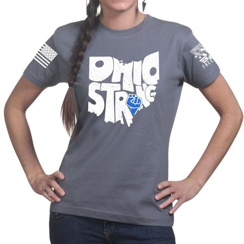 Ladies Ohio Strong T-shirt