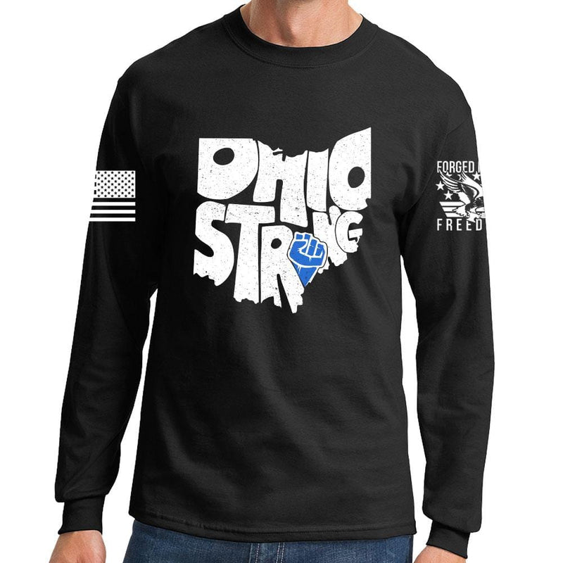 Ohio Strong Long Sleeve T-shirt