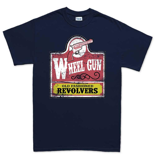 Old Fashioned Revolvers T-shirt