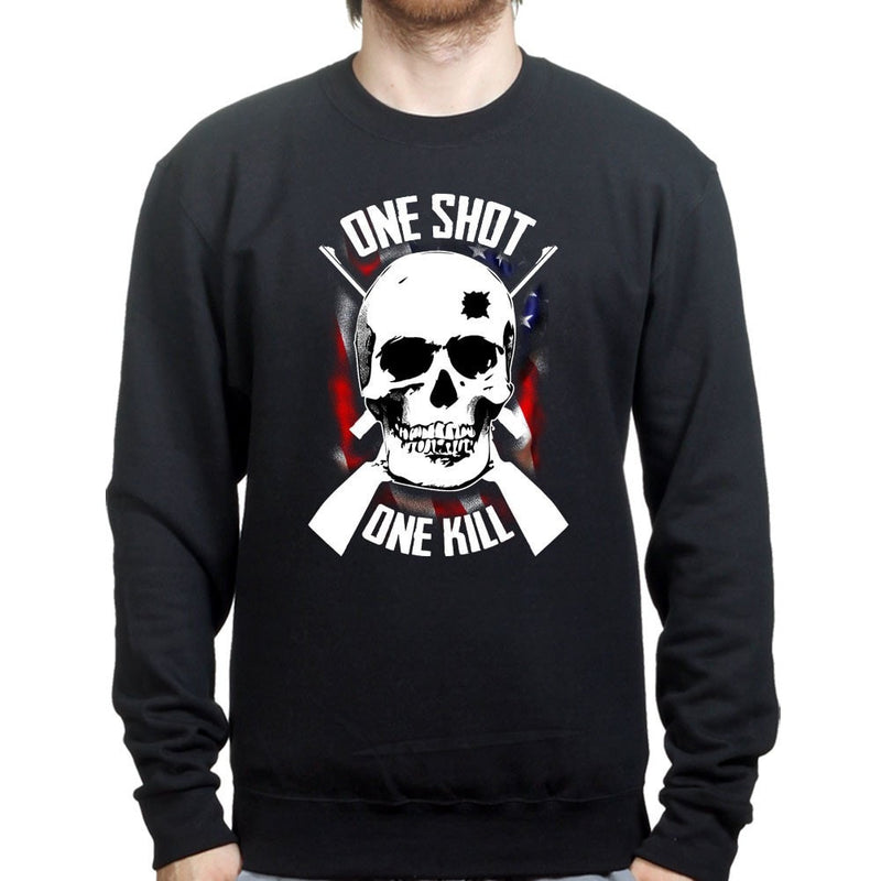 One Shot One Kill Sweatshirt