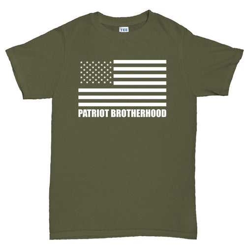 Patriot Brotherhood Mens T-shirt