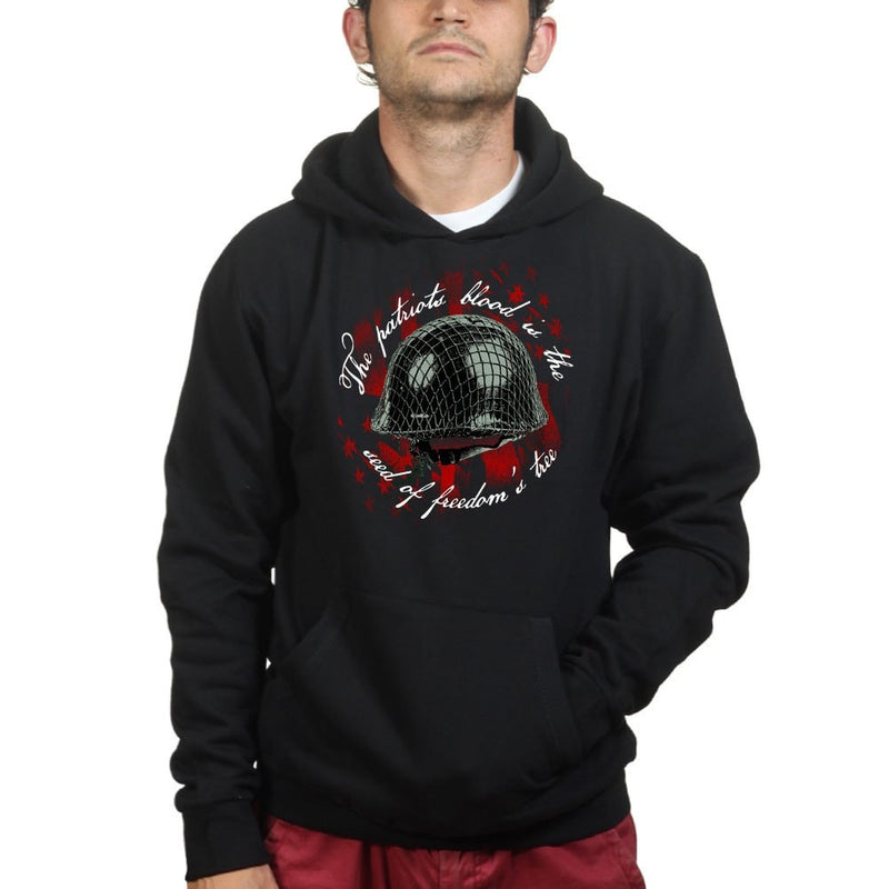Unisex Patriot's Blood Hoodie