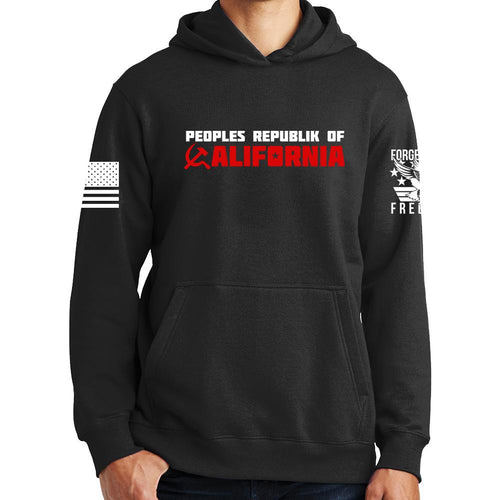 Peoples Republic of California Hoodie