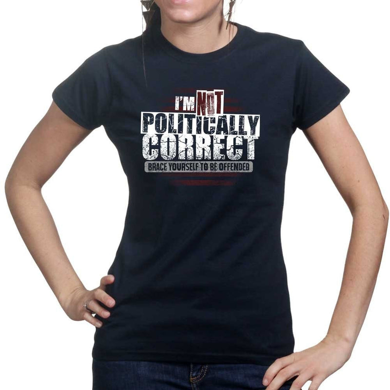 Politically Correct Ladies T-shirt
