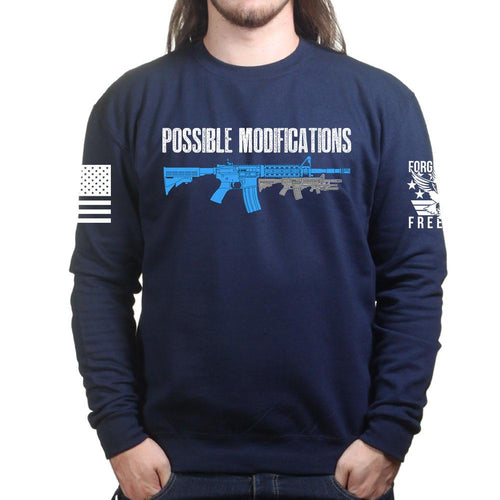 Possible Modification AR15 Baby Chainsaw Sweatshirt