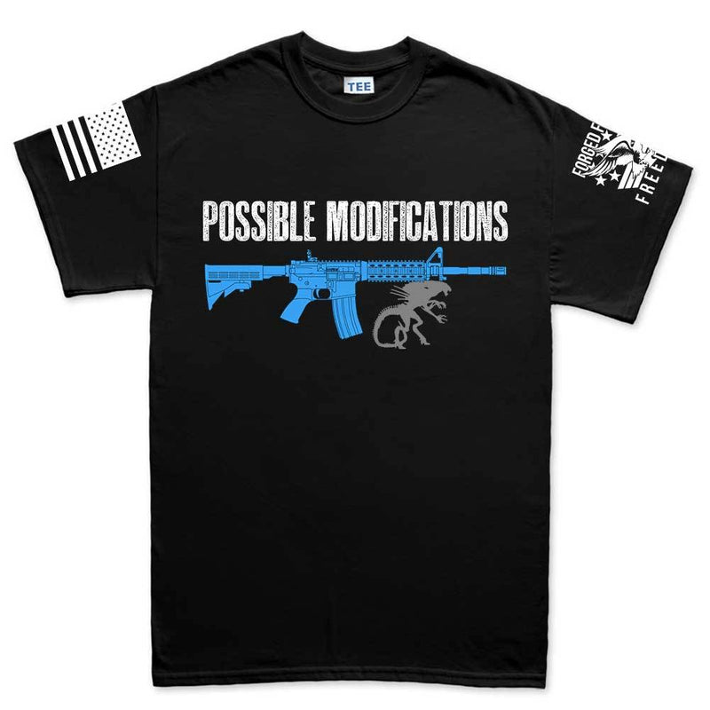 Possible Modifications Alien Men's T-shirt