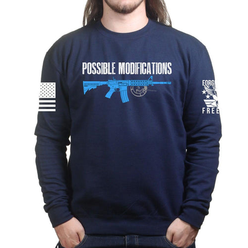 Possible Modifications Ball Turret Sweatshirt