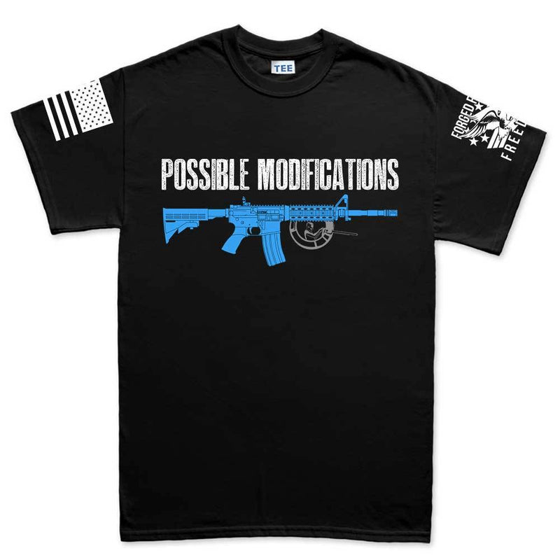 Possible Modifications Ball Turret Men's T-shirt