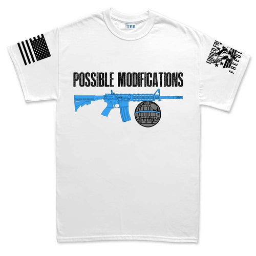 Possible Modifications Death Star Men's T-shirt