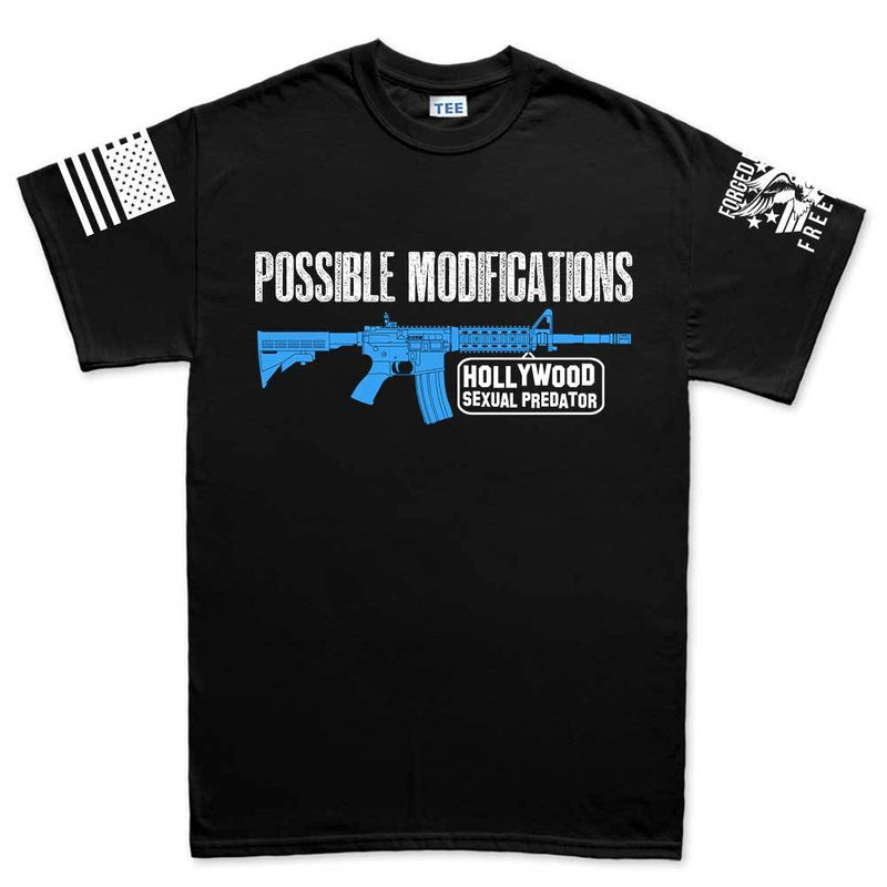 Possible Modifications Hollywood Predator Men's T-shirt