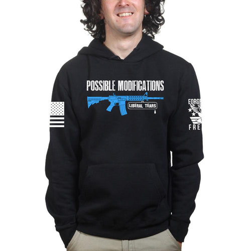 Possible Modifications Liberal Tears Hoodie