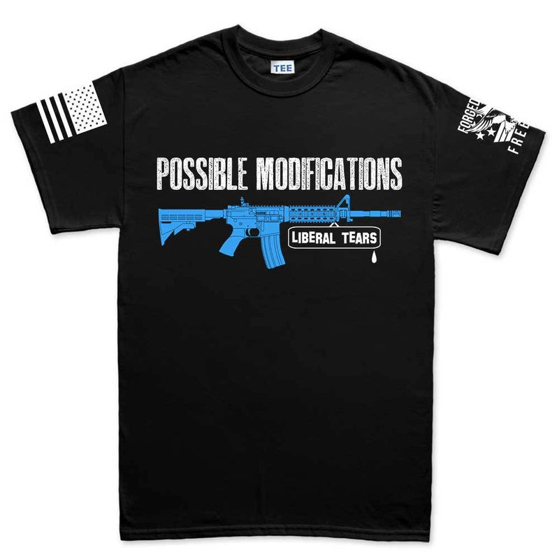 Possible Modifications Liberal Tears Men's T-shirt