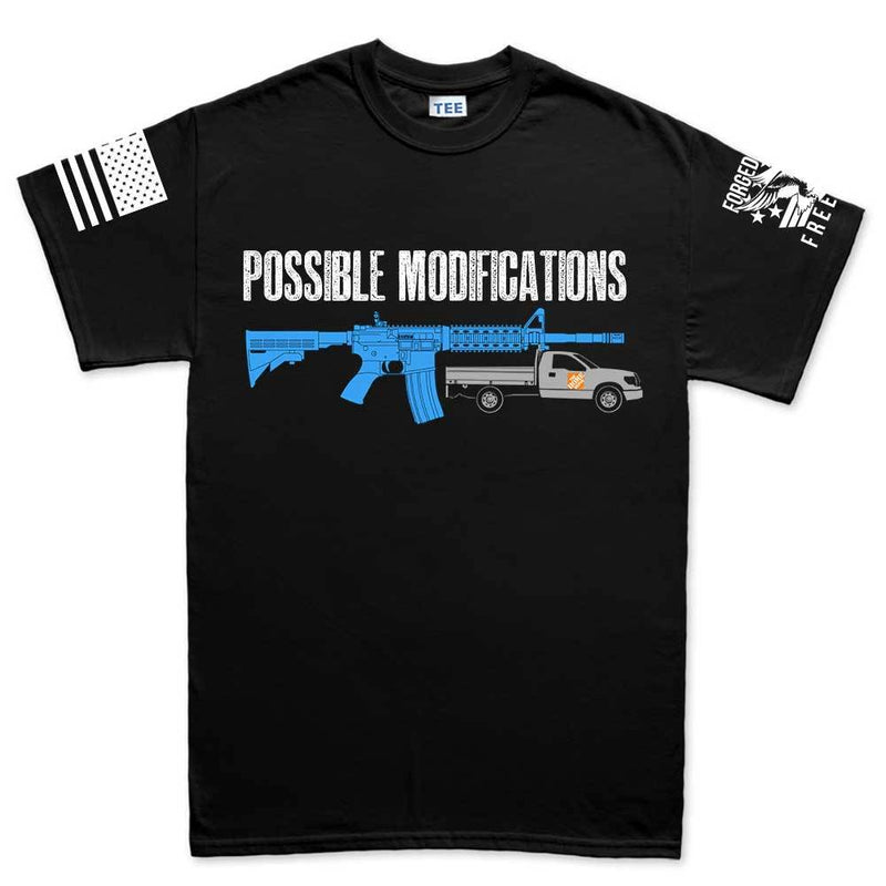 Possible Modifications Rental Truck Men's T-shirt