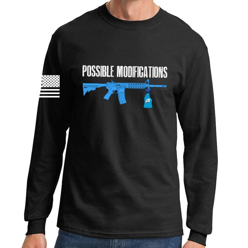 Possible Modifications Surface Cleaner Long Sleeve T-shirt