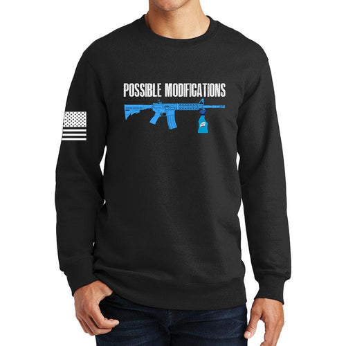 Possible Modifications Surface Cleaner Sweatshirt