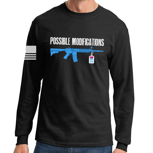 Possible Modifications Sanitizer Long Sleeve T-shirt