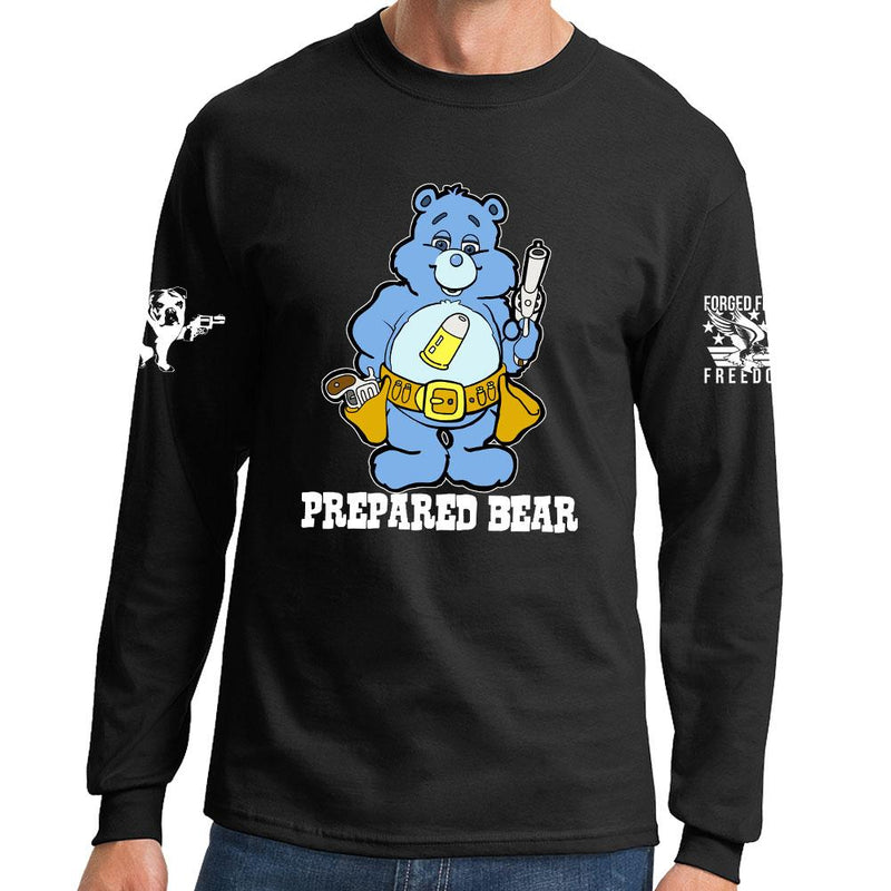 Prepared Bear Long Sleeve T-shirt