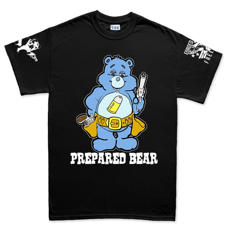 Prepared Bear Men's T-shirt