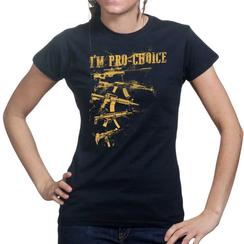 Ladies Pro Choice T-shirt
