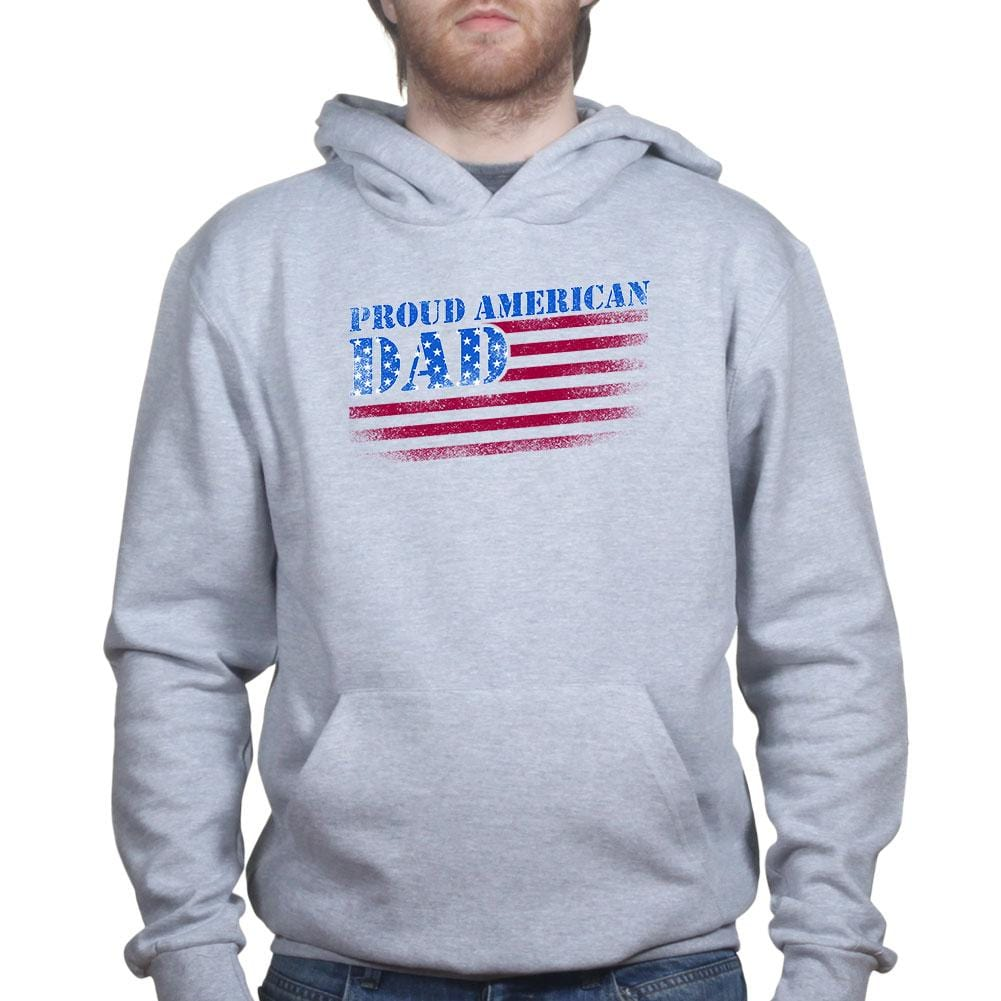 6030330e Proud American Dad Hoodie – Forged From Freedom