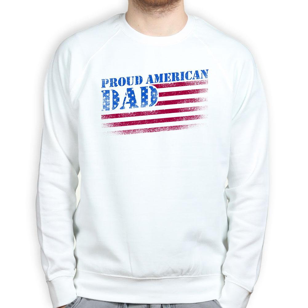 6f7d8f70 Proud American Dad Sweatshirt – Forged From Freedom