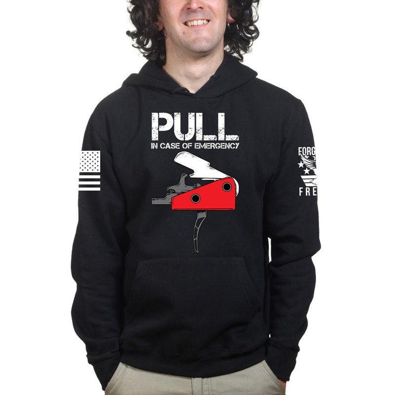 Pull In Case Of Emergency Unisex Hoodie