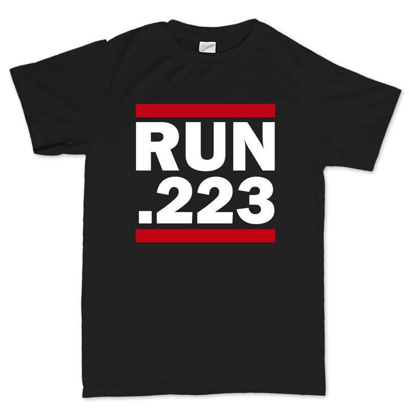 Run .223 Men's T-shirt