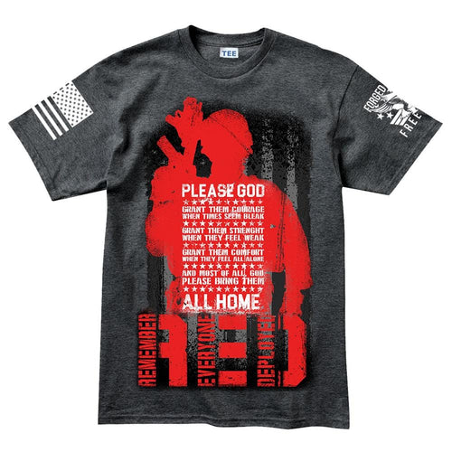 R.E.D. Prayer Men's T-shirt