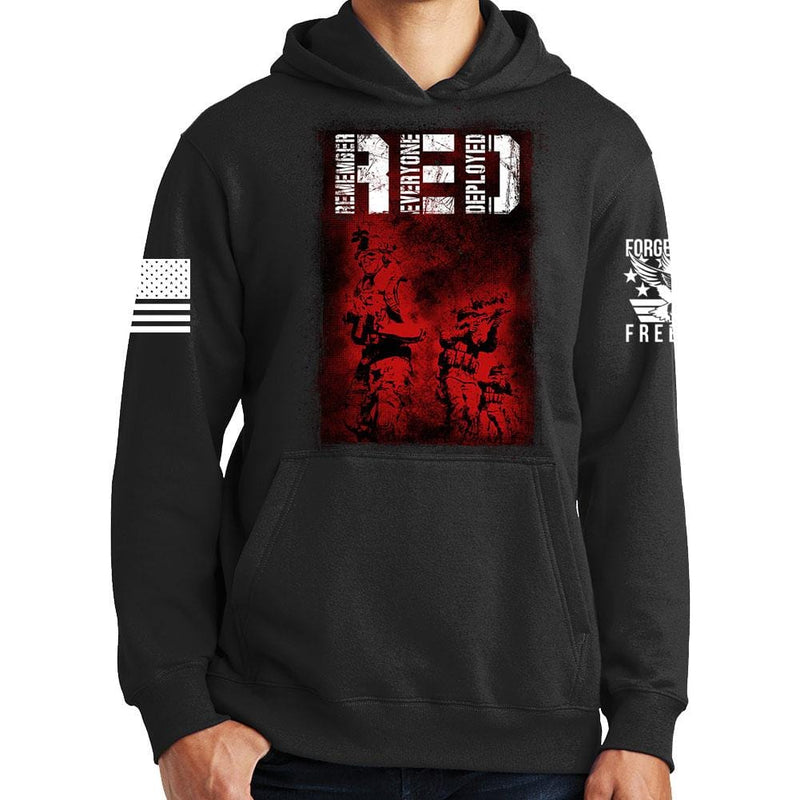 R.E.D. Soldiers Hoodie