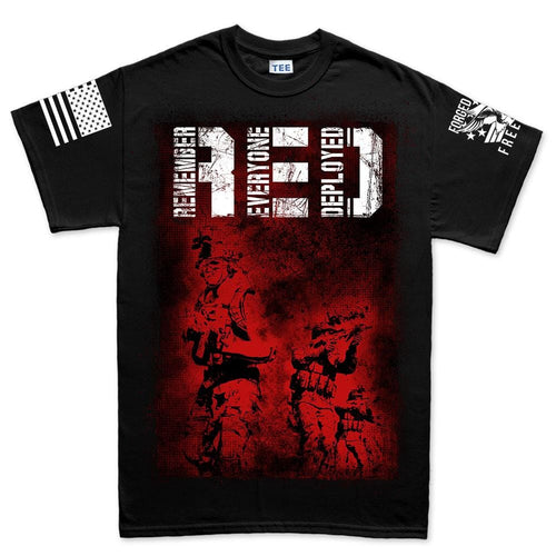 R.E.D. Soldiers Men's T-shirt