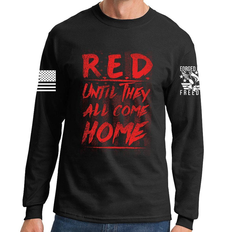 Until They Come Home Long Sleeve T-shirt