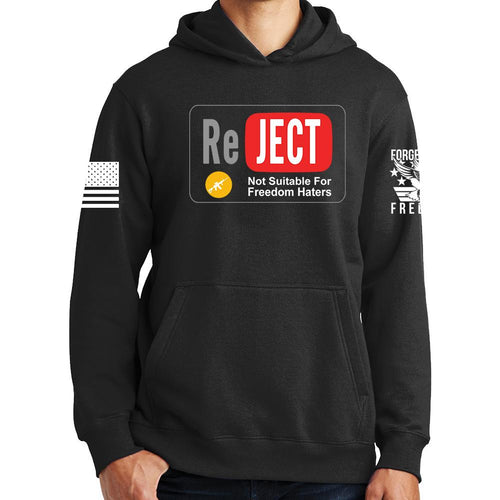 YouTube Reject Hoodie