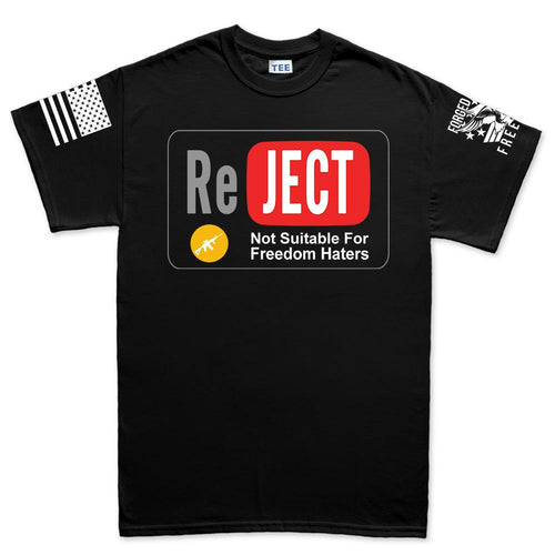 YouTube Reject Men's T-shirt
