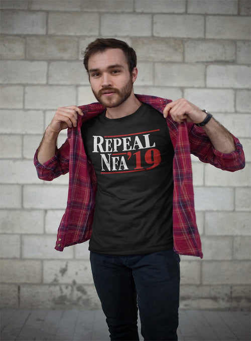 Repeal NFA 19 Men's T-shirt