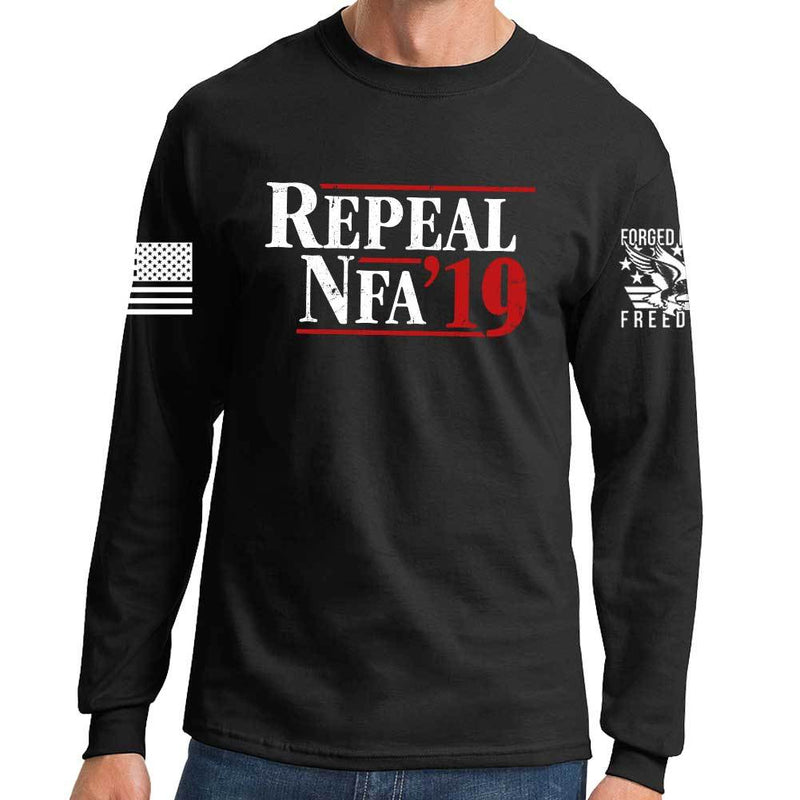 Repeal NFA 19 Long Sleeve T-shirt