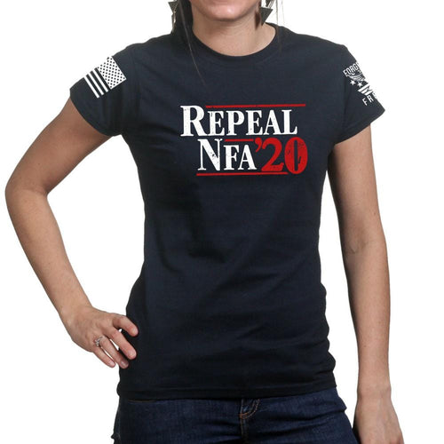Ladies Repeal NFA 2020 T-shirt