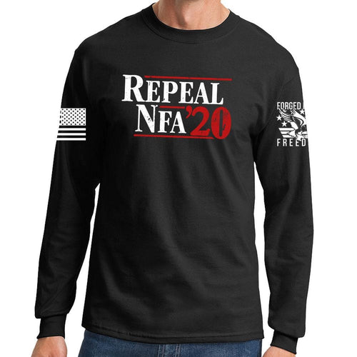 Repeal NFA 2020 Long Sleeve T-shirt