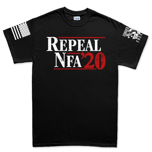 Mens Repeal NFA 2020 T-shirt