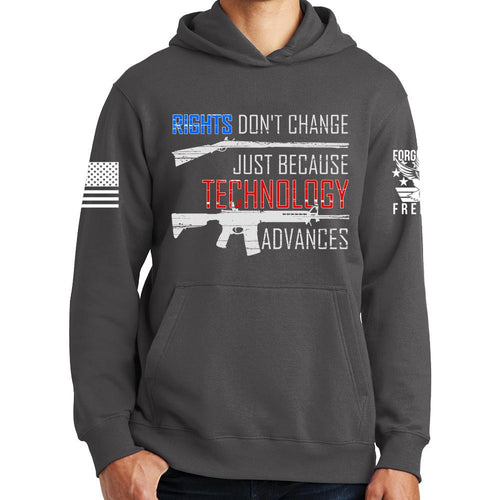 Right's Don't Change Hoodie