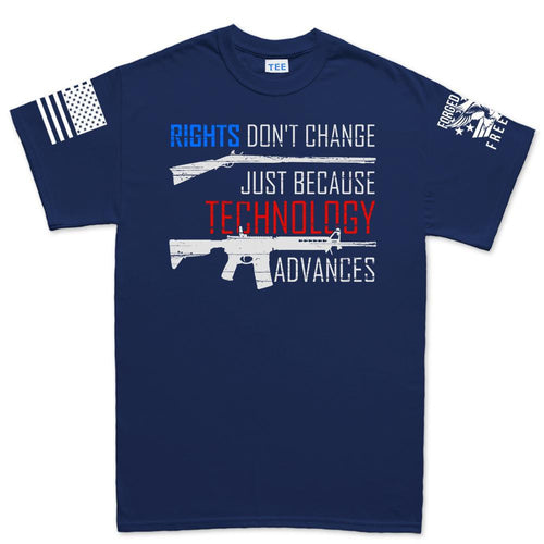 Right's Don't Change Men's T-shirt