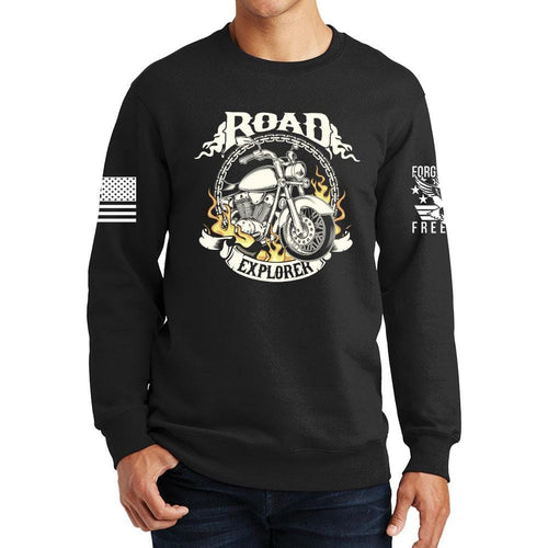 Road Explorer Sweatshirt
