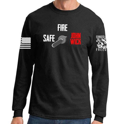 Safe Semi John Wick Long Sleeve T-shirt