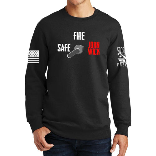 Safe Semi John Wick Sweatshirt