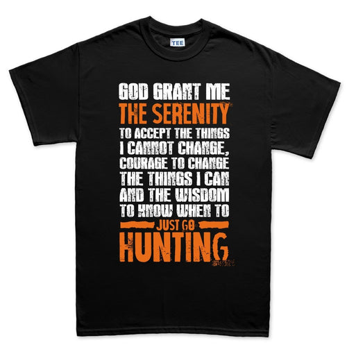 Hunter's Prayer Men's T-shirt