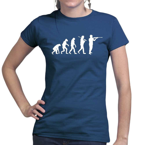 Shooter Evolution Ladies T-shirt