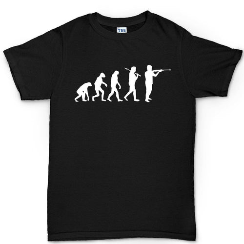 Shooter Evolution Men's T-shirt