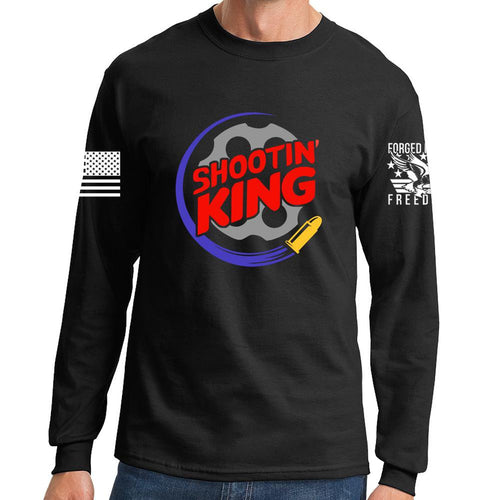 Shootin King Long Sleeve T-shirt