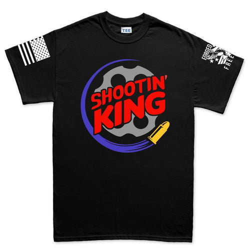 Shootin King Men's T-shirt