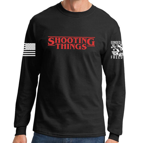 Shooting Things Long Sleeve T-shirt